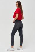 Оптом Топ футболка женская красного цвета 9008Kr в Екатеринбурге, фото 3
