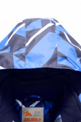 Оптом Горнолыжный костюм Valianly для мальчика синего цвета 9019S в Екатеринбурге, фото 7