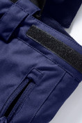 Оптом Горнолыжный костюм Valianly для мальчика синего цвета 9019S в Екатеринбурге, фото 17
