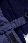 Оптом Горнолыжный костюм Valianly для мальчика синего цвета 9019S в Екатеринбурге, фото 16