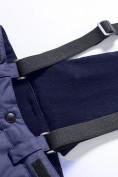 Оптом Горнолыжный костюм Valianly для мальчика синего цвета 9019S в Екатеринбурге, фото 14