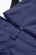 Оптом Горнолыжный костюм Valianly для мальчика синего цвета 9019S в Екатеринбурге, фото 15