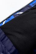 Оптом Горнолыжный костюм Valianly для мальчика синего цвета 9019S в Екатеринбурге, фото 11