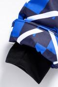 Оптом Горнолыжный костюм Valianly для мальчика синего цвета 9019S в Екатеринбурге, фото 13