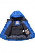 Оптом Горнолыжный костюм Valianly детский синего цвета 9011S в Екатеринбурге, фото 7