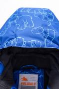 Оптом Горнолыжный костюм Valianly детский синего цвета 9011S в Екатеринбурге, фото 8