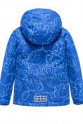Оптом Горнолыжный костюм Valianly детский синего цвета 9011S в Екатеринбурге, фото 3