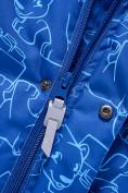 Оптом Горнолыжный костюм Valianly детский синего цвета 9011S в Екатеринбурге, фото 10