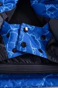 Оптом Горнолыжный костюм Valianly детский синего цвета 9011S в Екатеринбурге, фото 12