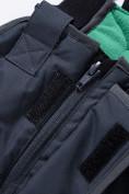 Оптом Горнолыжный костюм Valianly детский бирюзового цвета 9012Br в Екатеринбурге, фото 18