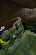 Оптом Горнолыжный костюм Valianly детский хаки цвета 9013Kh в Екатеринбурге, фото 8