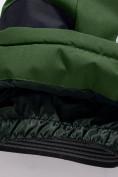 Оптом Горнолыжный костюм Valianly детский хаки цвета 9013Kh в Екатеринбурге, фото 17