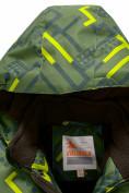 Оптом Горнолыжный костюм Valianly детский хаки цвета 9013Kh в Екатеринбурге, фото 7