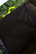 Оптом Горнолыжный костюм Valianly детский хаки цвета 9013Kh в Екатеринбурге, фото 11