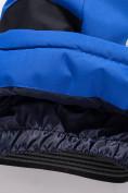 Оптом Горнолыжный костюм Valianly детский синего цвета 9013S в Екатеринбурге, фото 15