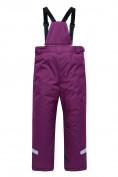 Оптом Горнолыжный костюм Valianly детский фиолетового цвета 9014F в Екатеринбурге, фото 5