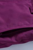 Оптом Горнолыжный костюм Valianly детский фиолетового цвета 9014F в Екатеринбурге, фото 18