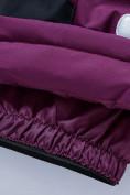 Оптом Горнолыжный костюм Valianly детский фиолетового цвета 9014F в Екатеринбурге, фото 20