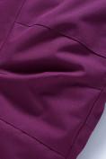 Оптом Горнолыжный костюм Valianly детский фиолетового цвета 9014F в Екатеринбурге, фото 19