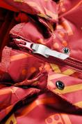 Оптом Горнолыжный костюм Valianly детский персикового цвета 9014P в Екатеринбурге, фото 9