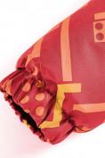 Оптом Горнолыжный костюм Valianly детский персикового цвета 9014P в Екатеринбурге, фото 13