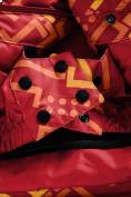 Оптом Горнолыжный костюм Valianly детский персикового цвета 9014P в Екатеринбурге, фото 11