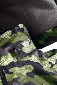 Оптом Горнолыжный костюм Valianly для мальчика хаки цвета 9015Kh, фото 8