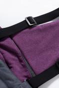 Оптом Горнолыжный костюм Valianly для девочки темно-фиолетового цвета 9016TF в Екатеринбурге, фото 13