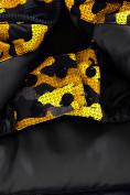 Оптом Горнолыжный костюм Valianly для девочки желтого цвета 9016J в Екатеринбурге, фото 8