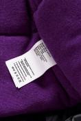 Оптом Горнолыжный костюм Valianly для девочки темно-фиолетового цвета 9016TF в Екатеринбурге, фото 8