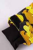 Оптом Горнолыжный костюм Valianly для девочки желтого цвета 9016J в Екатеринбурге, фото 11