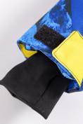 Оптом Горнолыжный костюм Valianly для мальчика синего цвета 9017S в Екатеринбурге, фото 14