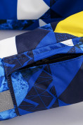 Оптом Горнолыжный костюм Valianly для мальчика синего цвета 9017S в Екатеринбурге, фото 13