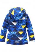Оптом Горнолыжный костюм Valianly для мальчика синего цвета 9017S в Екатеринбурге, фото 3