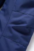 Оптом Горнолыжный костюм Valianly для мальчика синего цвета 9017S в Екатеринбурге, фото 21