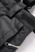 Оптом Горнолыжный костюм Valianly для мальчика темно-серого цвета 9017TC в Екатеринбурге, фото 16