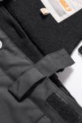 Оптом Горнолыжный костюм Valianly для мальчика темно-серого цвета 9017TC в Екатеринбурге, фото 17