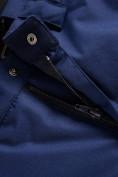 Оптом Горнолыжный костюм Valianly для мальчика синего цвета 9017S в Екатеринбурге, фото 19