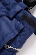 Оптом Горнолыжный костюм Valianly для мальчика синего цвета 9017S в Екатеринбурге, фото 16