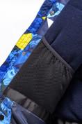 Оптом Горнолыжный костюм Valianly для мальчика синего цвета 9017S в Екатеринбурге, фото 10