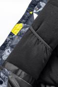 Оптом Горнолыжный костюм Valianly для мальчика темно-серого цвета 9017TC в Екатеринбурге, фото 10
