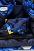 Оптом Горнолыжный костюм Valianly для мальчика синего цвета 9017S в Екатеринбурге, фото 11