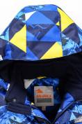 Оптом Горнолыжный костюм Valianly для мальчика синего цвета 9017S в Екатеринбурге, фото 7