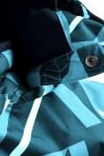 Оптом Горнолыжный костюм Valianly для девочки голубого цвета 9020Gl в Екатеринбурге, фото 8