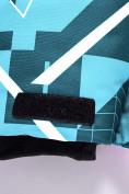 Оптом Горнолыжный костюм Valianly для девочки голубого цвета 9020Gl в Екатеринбурге, фото 15