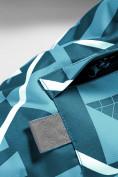 Оптом Горнолыжный костюм Valianly для девочки голубого цвета 9020Gl в Екатеринбурге, фото 13