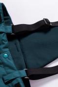 Оптом Горнолыжный костюм Valianly для девочки голубого цвета 9020Gl в Екатеринбурге, фото 16