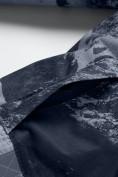 Оптом Горнолыжный костюм для мальчика Valianly серого цвета 9021Sr, фото 14