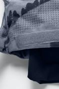 Оптом Горнолыжный костюм для мальчика Valianly серого цвета 9021Sr, фото 15