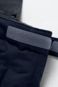 Оптом Горнолыжный костюм для мальчика Valianly серого цвета 9021Sr, фото 18